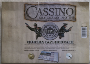 Flames of War FW219A Cassino Officer's Campaign Pack